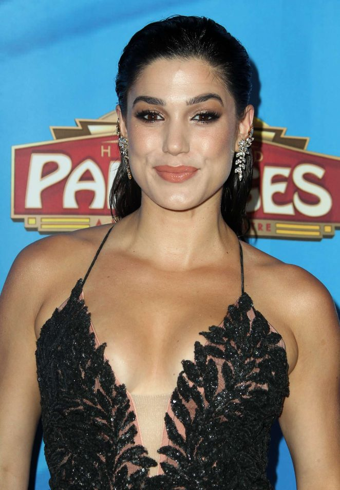 Christie Prades - 'On Your Feet' Premiere in Hollywood