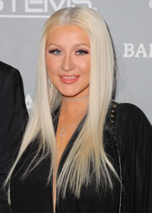 Christina Aguilera - 2016 Baby2Baby Gala in Culver City