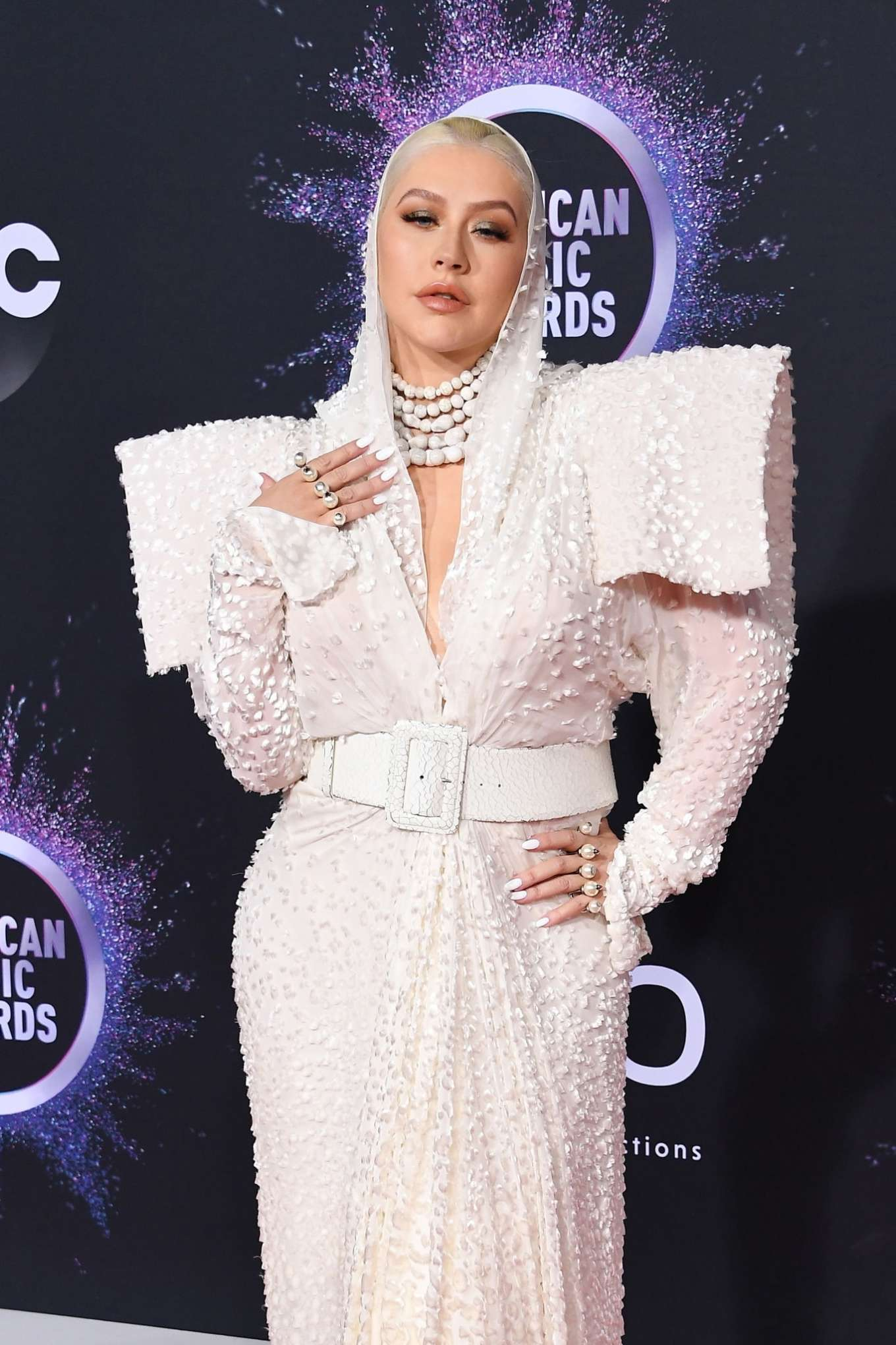 Christina Aguilera - 2019 American Music Awards in Los Angeles