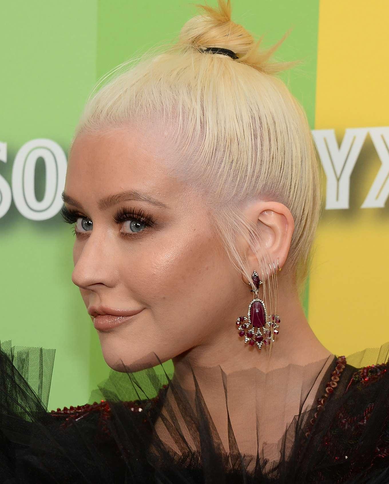 Christina Aguilera 2019 : Christina Aguilera – 2019 amfAR Gala-11