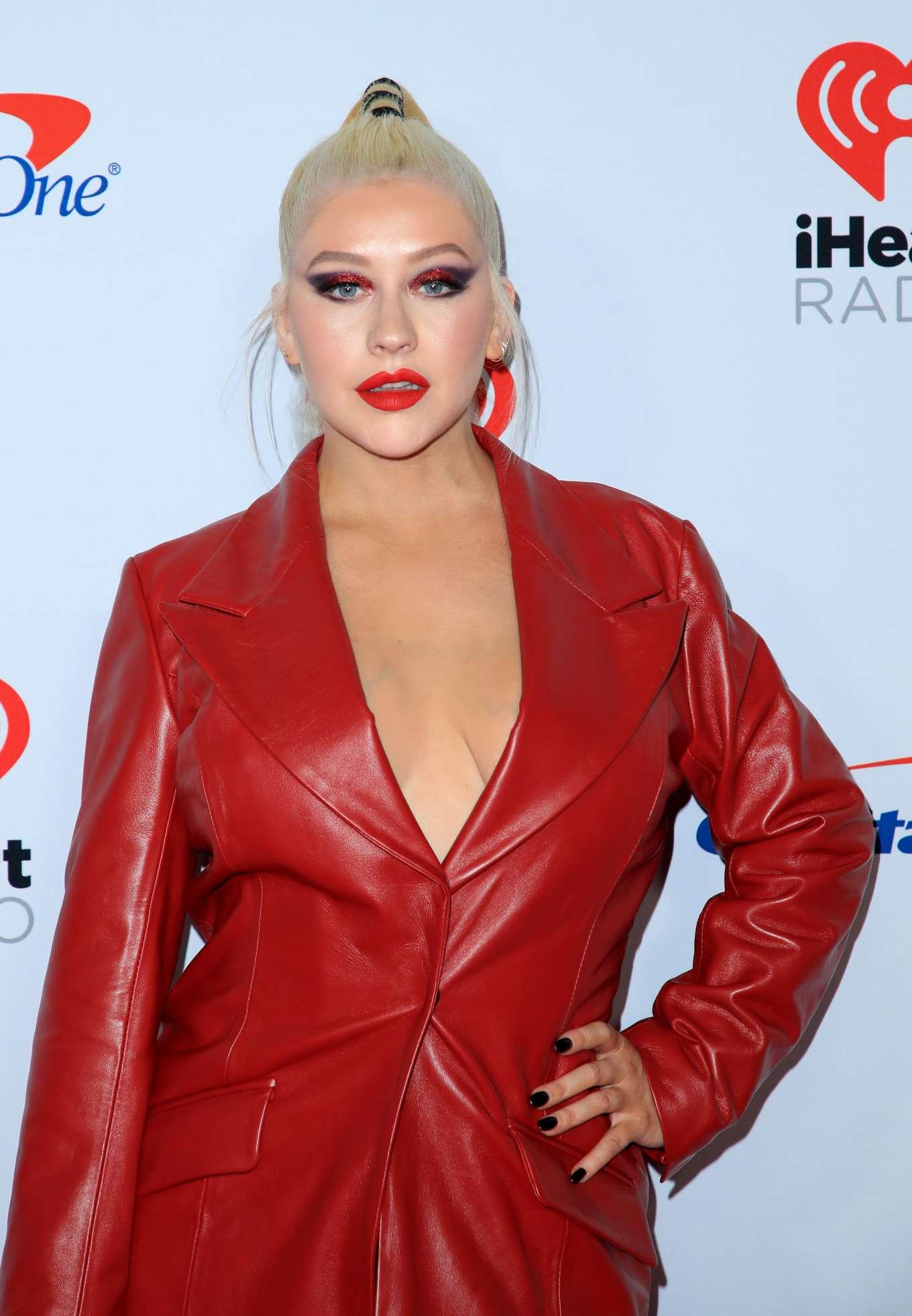 Christina Aguilera - 2019 iHeartRadio Music Festival in Las Vegas