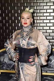 Christina Aguilera - 2019 Paris Fashion Week - Jean Paul Gaultier Haute Couture FW 2019-20