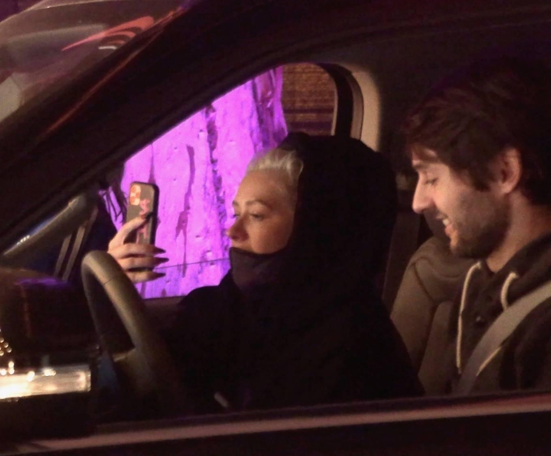 Christina Aguilera and husband Jordan Bratman - Visiting Haunt 'O Ween LA