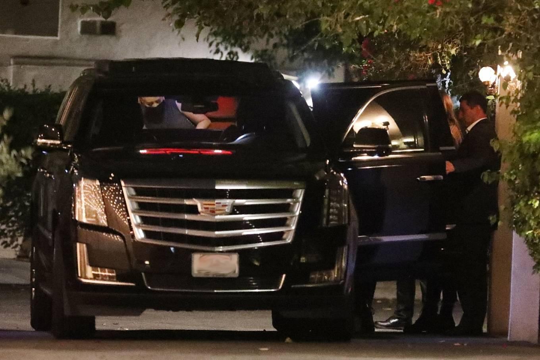 Christina Aguilera 2020 : Christina Aguilera – Dines at Ysabel restaurant in West Hollywood-02