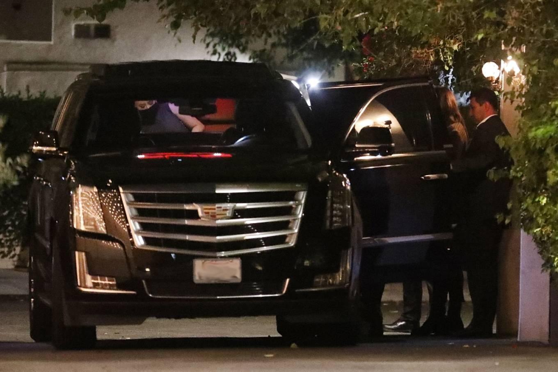 Christina Aguilera 2020 : Christina Aguilera – Dines at Ysabel restaurant in West Hollywood-06