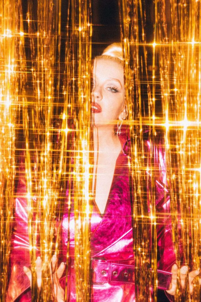 Christina Aguilera - Katia Temkin Photoshoot 2019