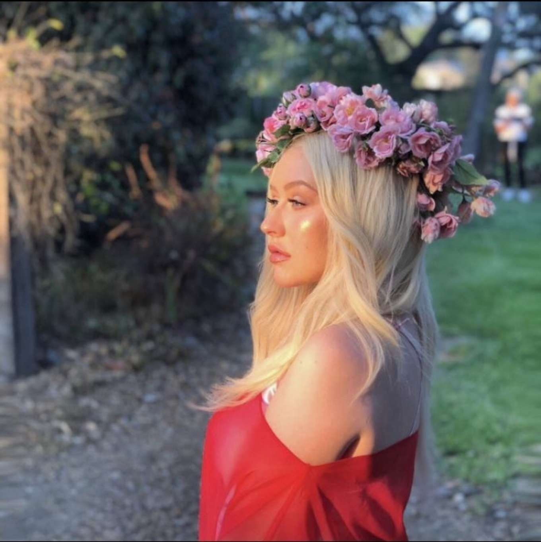 Christina Aguilera 2018 : Christina Aguilera: Liberation Tour Photoshoots 2018 -07