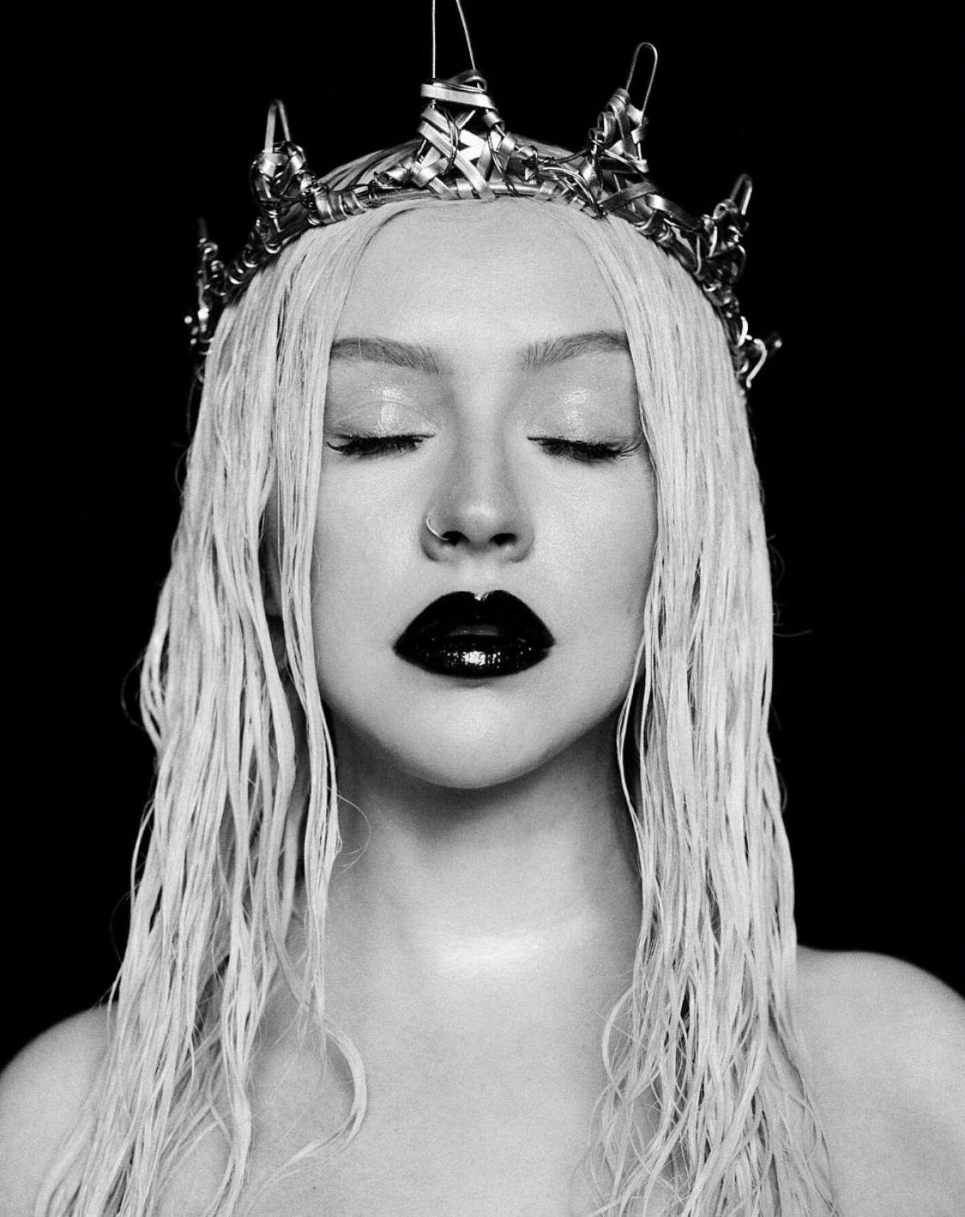 Christina Aguilera 2018 : Christina Aguilera: Liberation Tour Photoshoots 2018 -09