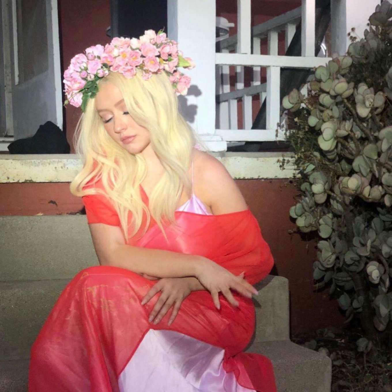 Christina Aguilera 2018 : Christina Aguilera: Liberation Tour Photoshoots 2018 -10