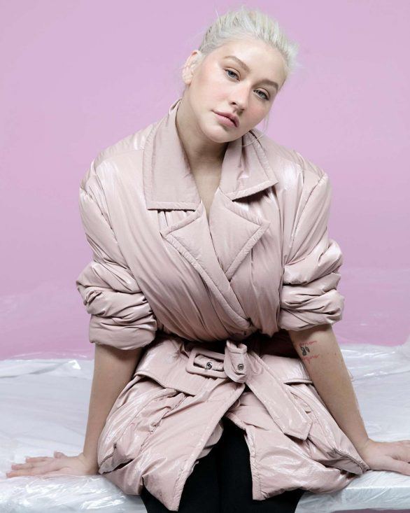 Christina Aguilera - The Sunday Times Style Magazine (October 2019)
