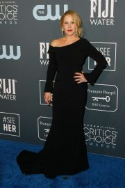 Christina Applegate - 2020 Critics Choice Awards in Santa Monica