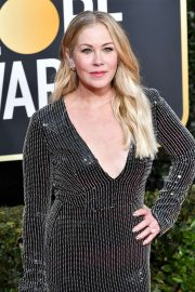 Christina Applegate - 2020 Golden Globe Awards in Beverly Hills