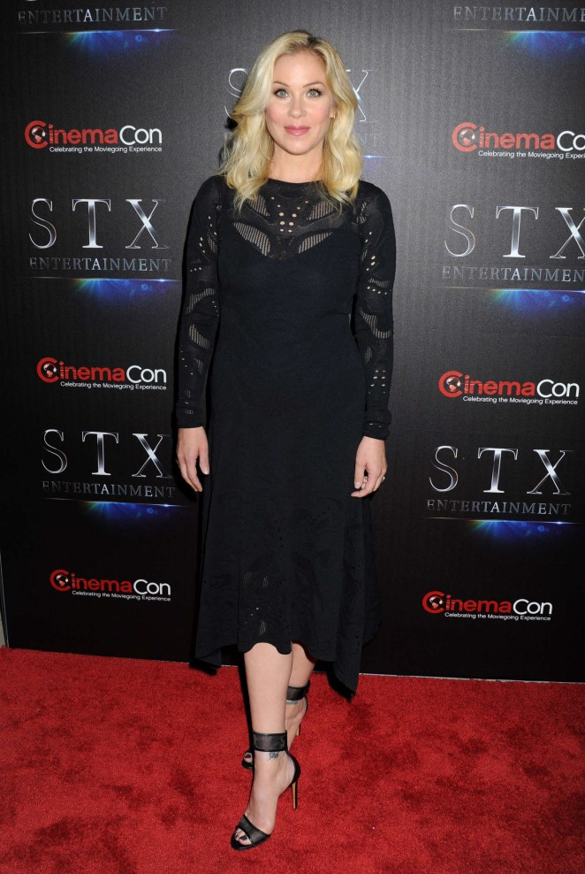 Christina Applegate - 'The State of the Industry: Past, Present and Future' at CinemaCon 2016 in Las Vegas