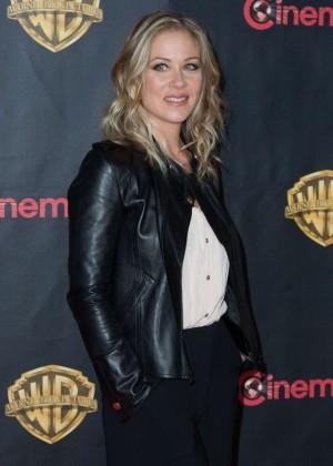 Christina Applegate: WB 2015 Cinemacon Press Line -01