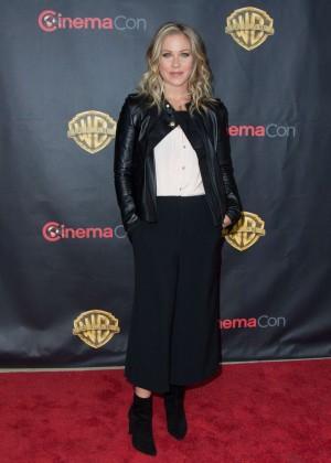 Christina Applegate: WB 2015 Cinemacon Press Line -02