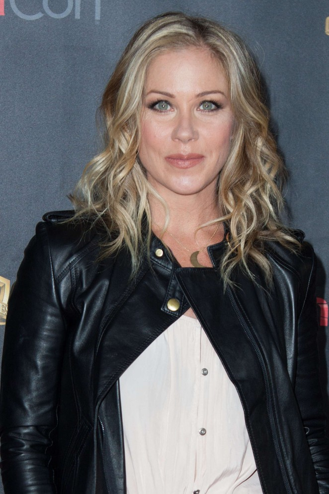 Christina Applegate - WB 2015 Cinemacon Press Line in Las Vegas