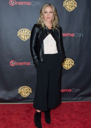 Christina Applegate: WB 2015 Cinemacon Press Line -09