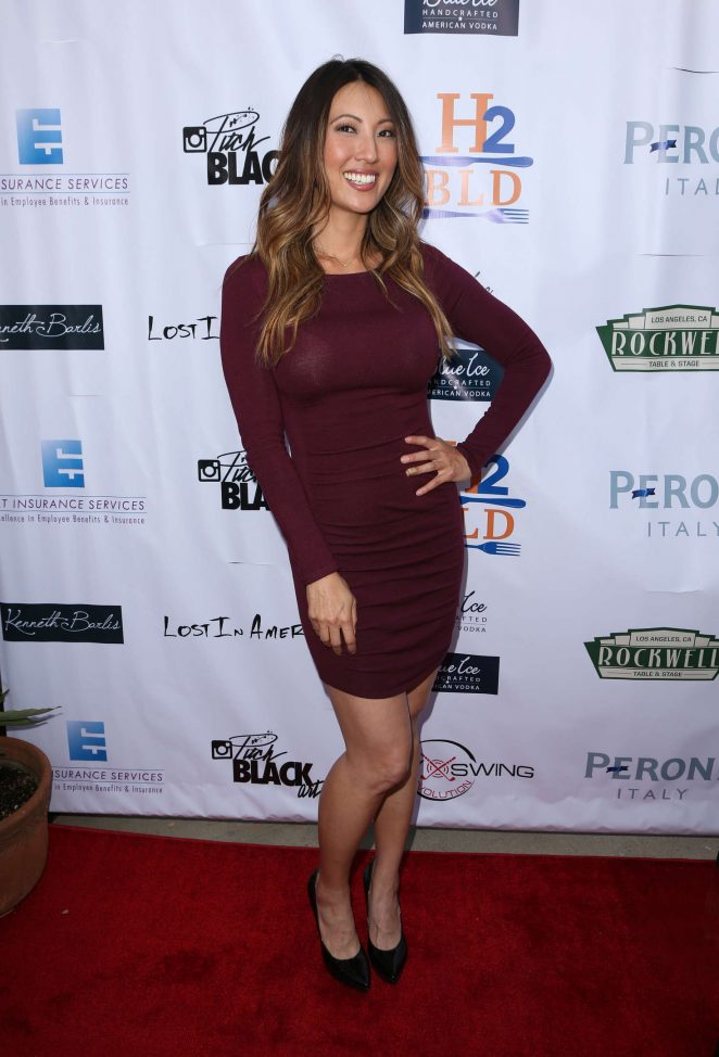 Christina Cha - 'Lost in America' Screening in Los Angeles