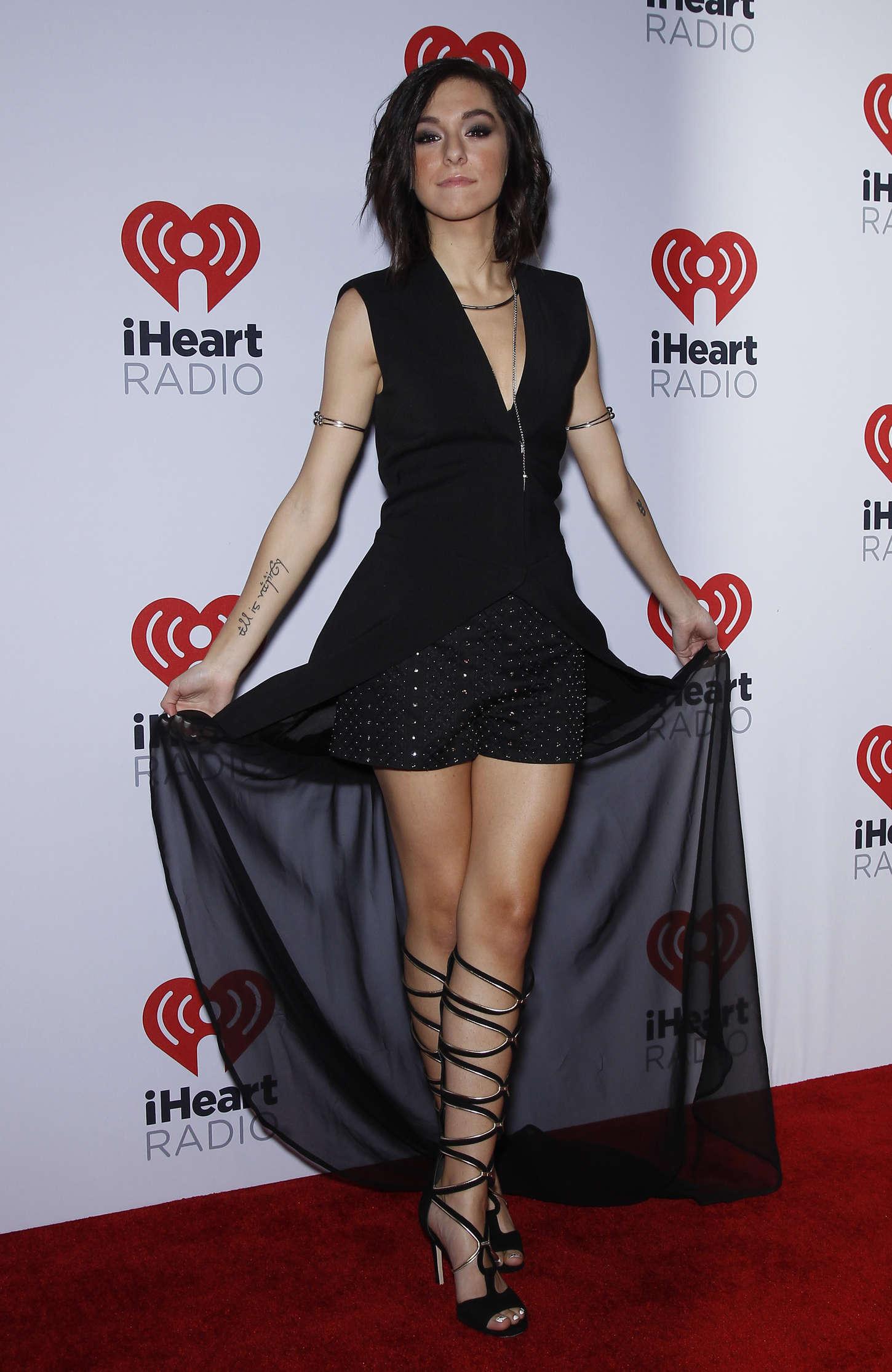 Christina Grimmie 2015 Iheartradio Music Festival Day 2