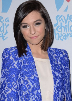 Christina Grimmie - 2015 Save a Childs Heart Gala in Culver City