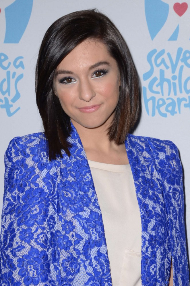 Christina Grimmie – 2nd Annual Save a Child's Heart Gala in Culver City