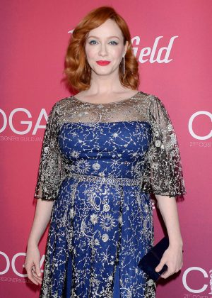 Christina Hendricks - 2019 Costume Designers Guild Awards in LA