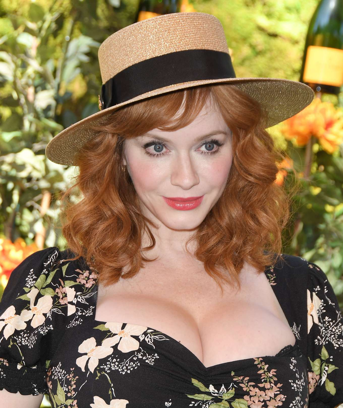 Christina Hendricks 2019 : Christina Hendricks – 2019 Veuve Clicquot Polo Classic-07