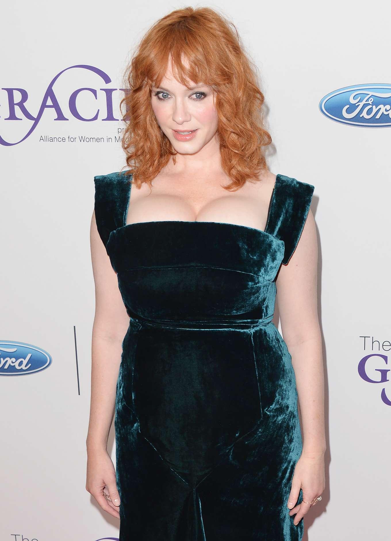 Christina Hendricks - 44th Annual Gracie Awards in Los Angeles
