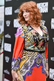 Christina Hendricks - 'American Woman' Premiere in Los Angeles