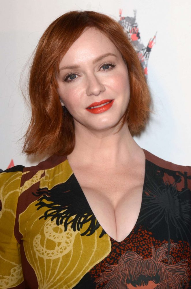 Christina Hendricks - 'Antiquities' Premiere in Los Angeles