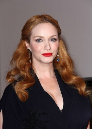 Christina Hendricks - Buick 24 Hours Of Happiness Test Drive Launch Event in LA