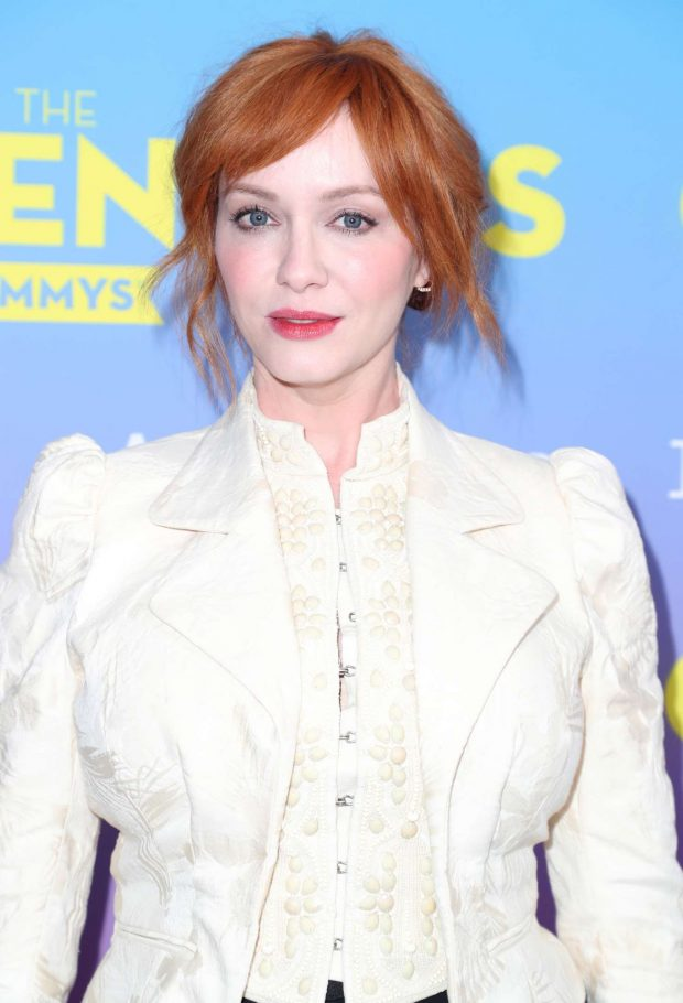 Christina Hendricks - Deadline Contenders Emmy Event in LA