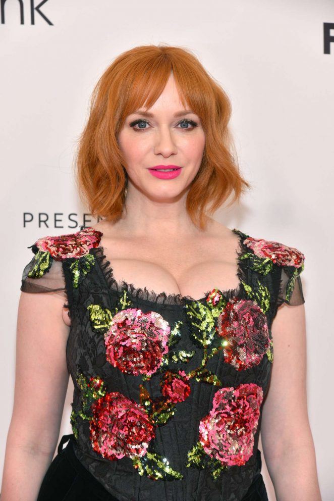 Christina Hendricks - 'Egg' Premiere at 2018 Tribeca Film Festival in New York