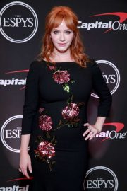 Christina Hendricks - ESPYS 2019 Awards in Los Angeles