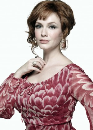 "Christina Hendricks - ""Mad Men"" Season 7 Promo Still"