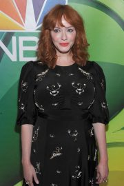Christina Hendricks - NBCUniversal Upfront Presentation in NYC