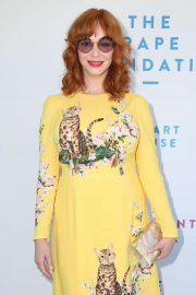 Christina Hendricks - The Rape Foundation's 2019 Annual Brunch in Beverly Hills