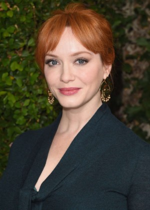 Christina Hendricks - The Rape Foundation's Annual Brunch in Beverly Hills