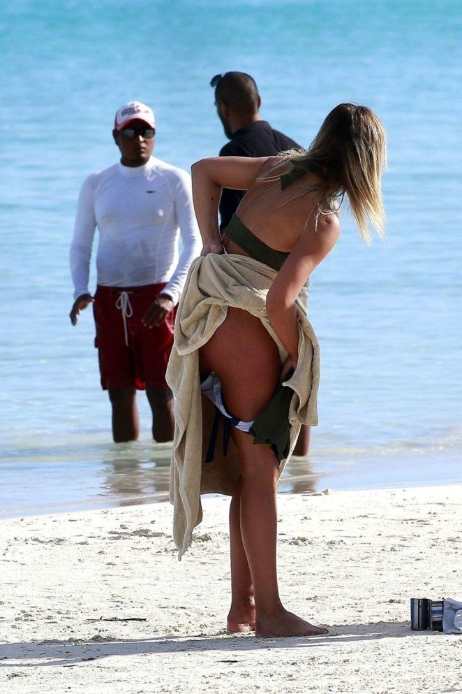 Christina Mendonca in Bikini and Swimsuit 2017 -02