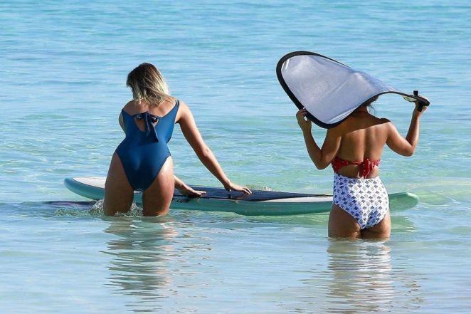 Christina Mendonca in Bikini and Swimsuit 2017 -10