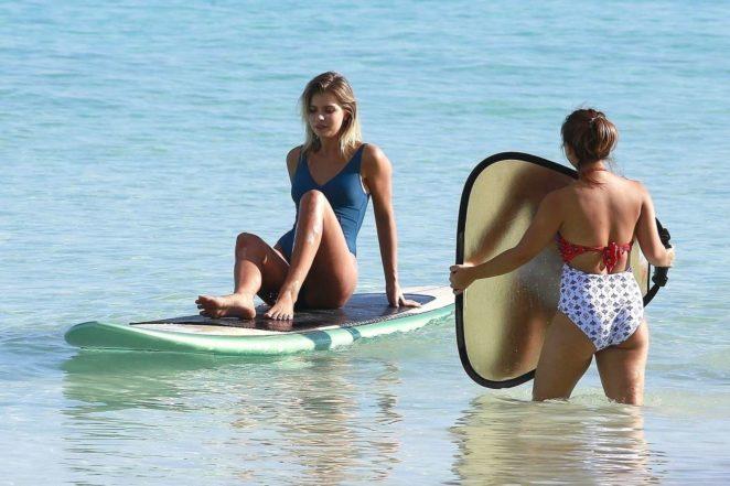 Christina Mendonca in Bikini and Swimsuit 2017 -12