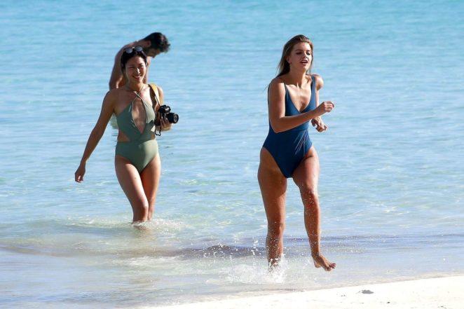 Christina Mendonca in Bikini and Swimsuit 2017 -21