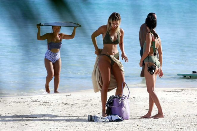 Christina Mendonca in Bikini and Swimsuit 2017 -27