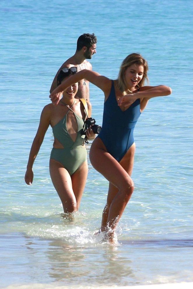 Christina Mendonca in Bikini and Swimsuit 2017 -34