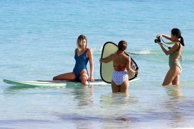 Christina Mendonca in Bikini and Swimsuit 2017 -39
