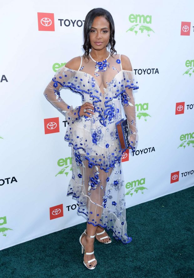 Christina Milian - 29th Annual Environmental Media Awards in Beverly Hills