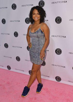 Christina Milian: 5th Annual Beautycon Festival LA -04