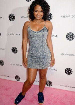 Christina Milian: 5th Annual Beautycon Festival LA -14