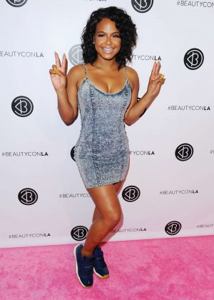 Christina Milian: 5th Annual Beautycon Festival LA -16