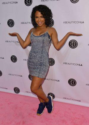 Christina Milian: 5th Annual Beautycon Festival LA -18